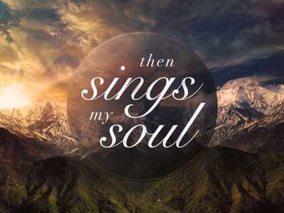 ThenSingsMySoul