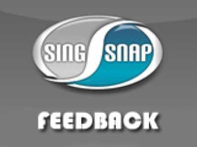 SingSnap_Feedback
